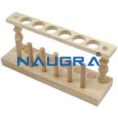 TEST TUBE STAND for Chemistry Lab