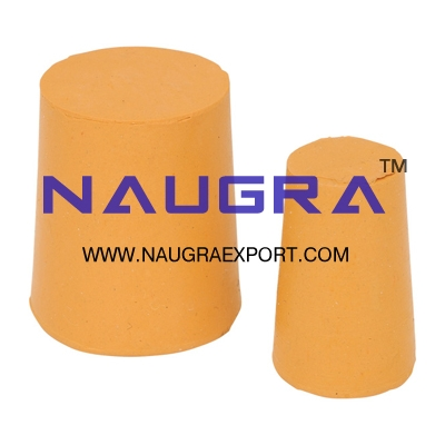 Rubber Stoppers for Chemistry Lab