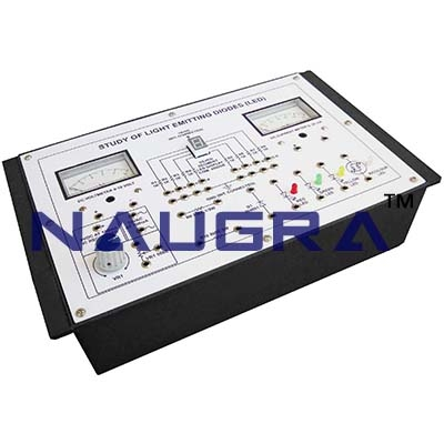 Diode Limiters Trainer for Vocational Training and Didactic Labs