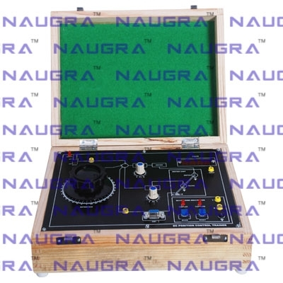 DC- Position Control Trainer for Instrumentation Electric Labs
