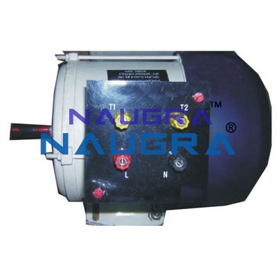 AC Induction Motor for Electric Motors Teaching Labs