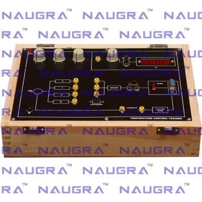 Temperature Controller Trainer Kit for Instrumentation Electric Labs