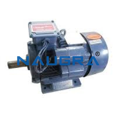 Cast Iron Motor - 13 for Electric Motors Teaching Labs