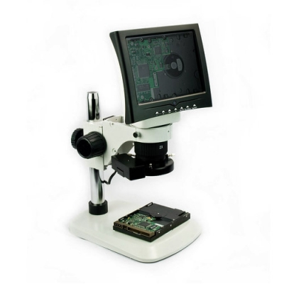 Video Microscopy for Science Lab