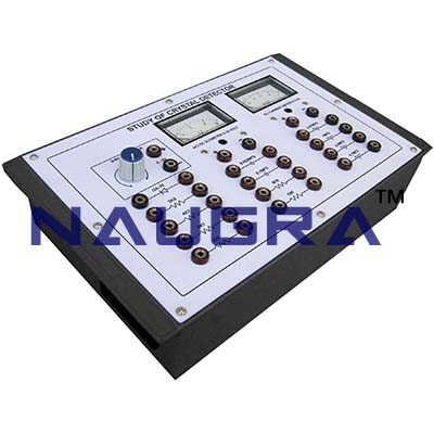Null Detector Trainer for Vocational Training and Didactic Labs
