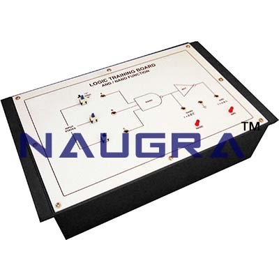 Logic Training Board OR-NOR AND-NAND Trainer for Vocational Training and Didactic Labs