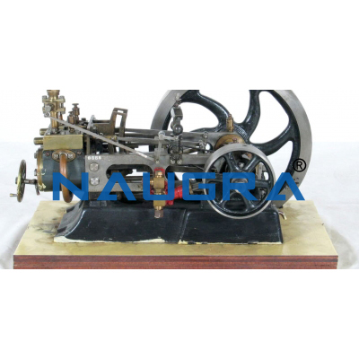 Joy Valve Gear - Heat Transfer Training Systems and Heat Lab Engine Trainers for engineering schools