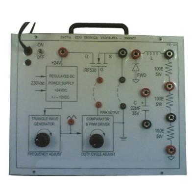 Advanced Power Electronics Training Kit