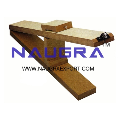 Inclined plane simple exporters