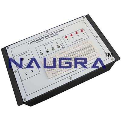 Impedance of RC Circuit Trainer for Vocational Training and Didactic Labs
