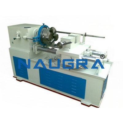 Automatic Pipe Threading Machine