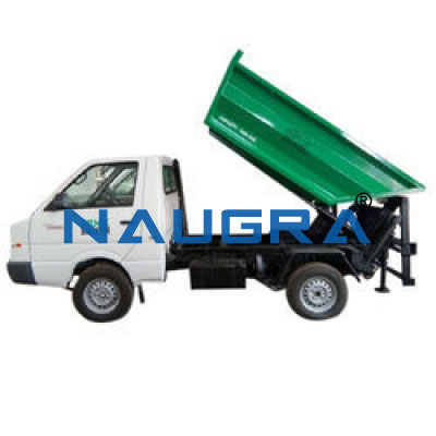 Hycon 1000T Tipper - Construction Equipments