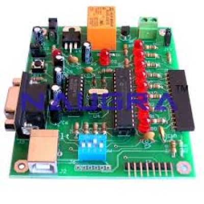 Microprocessor Board Lab Trainers for engineering schools