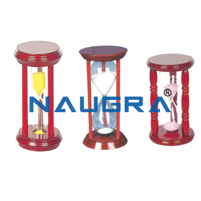 Sand Timer for Earth Science Lab