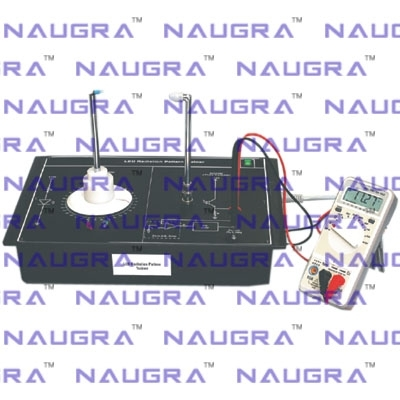 LED Radiation Pattern Trainer for Communication Teaching Labs