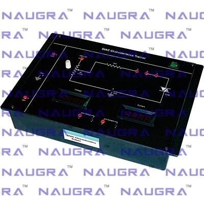 DIAC Characteristics Trainer for Electronics Teaching Labs