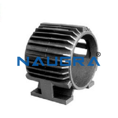 Electric Motor Body - 22 for Electric Motors Teaching Labs
