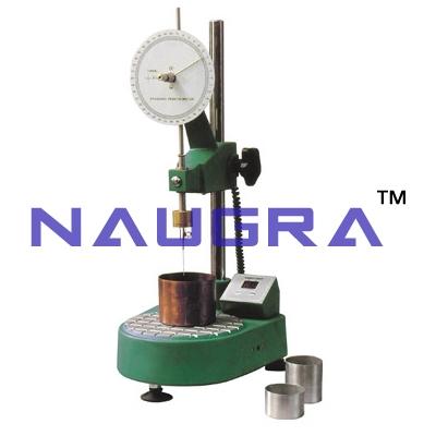 Semi-Automatic Penetrometer For Testing Lab for Bitumen Testing Lab