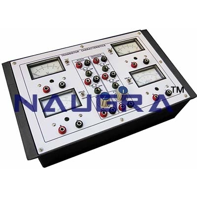 Pentode Characteristics Trainer for Vocational Training and Didactic Labs