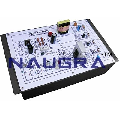 SMPS Trainer Kit Colour TV Trainer for Vocational Training and Didactic Labs