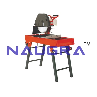 Rock & Concrete Cutting Machine For Testing Lab for Rock Testing Lab