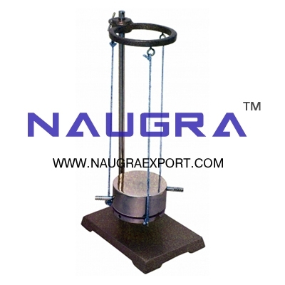 Thermal Conductivity of Metal Apparatus for Physics Lab