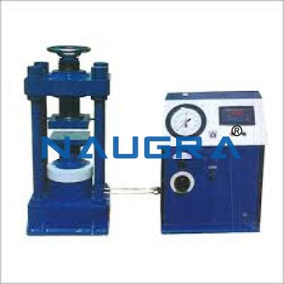 Compression Testing Machine for Teaching Equipments Lab