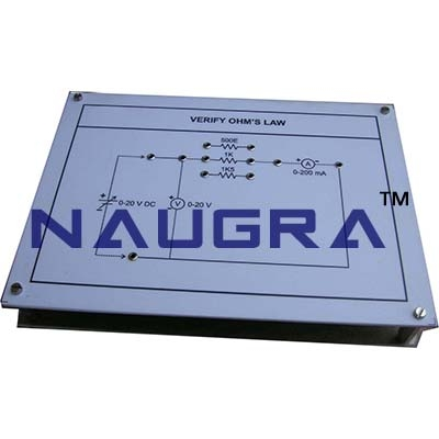 Newtons Law of Cooling Trainer for Vocational Training and Didactic Labs