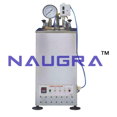 Laboratory Cement Autoclave For Testing Lab for Cement Testing Lab