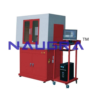 CNC Milling Machine Trainer for Vocational Training and Didactic Labs
