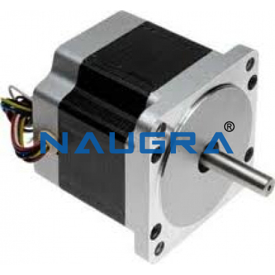 Hybrid Stepper Motor - 19 for Electric Motors Teaching Labs