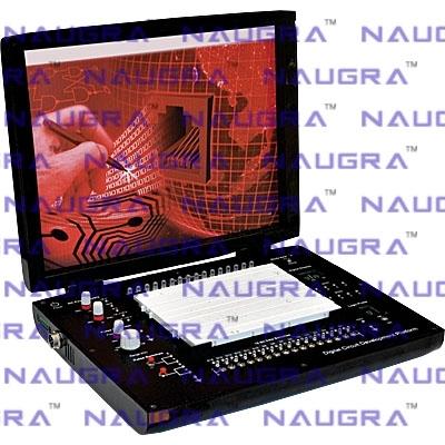 Digital Circuits Development Platform for Electronics Teaching Labs