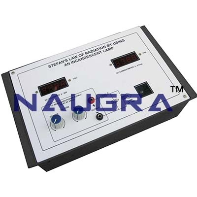 Lamp Dimmer Trainer for Vocational Training and Didactic Labs