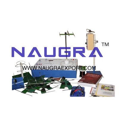 Antenna Trainer-AT for Vocational Training and Didactic Labs