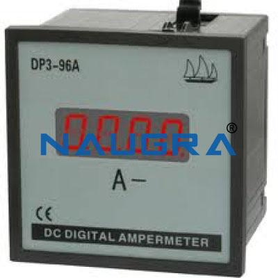 D C Ammeter