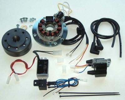 Electronic CDI Distributor, setfor engineering schools
