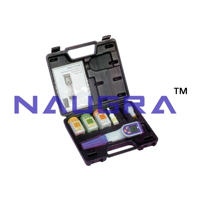 pH, Conductivity, TDS, Salt, Temprature Waterproof Tester