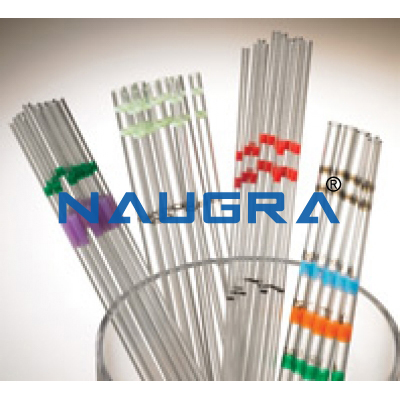Capillary Tubes for Science Lab