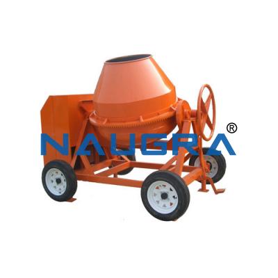 Concrete Mixer-Diesel