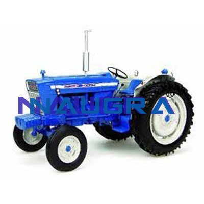 Tractor Model -  Automobile Engineering Model and Training System for engineering schools
