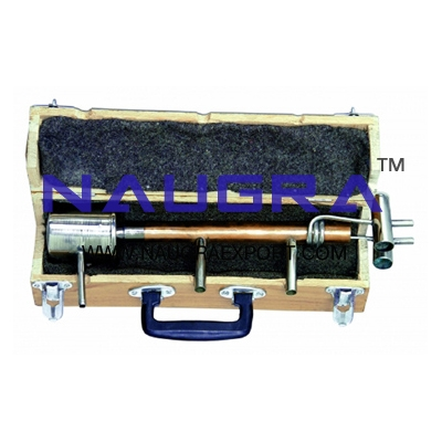 Searles Thermal Conductivity Apparatus for Physics Lab