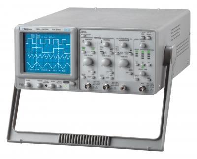Analog Oscilloscope – 100MHz