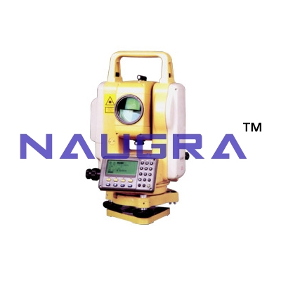 Electronic Total Station (Reflectorless) For Testing Lab for Surveying Testing Lab