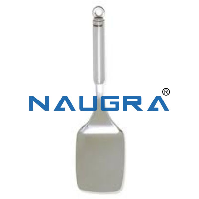SPATULA STAINLESS STEEL for Chemistry Lab