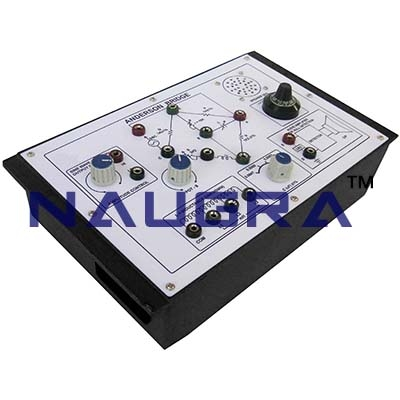 Anderson Bridge - Analog Electronics Lab Trainer for Vocational Training and Didactic Labs