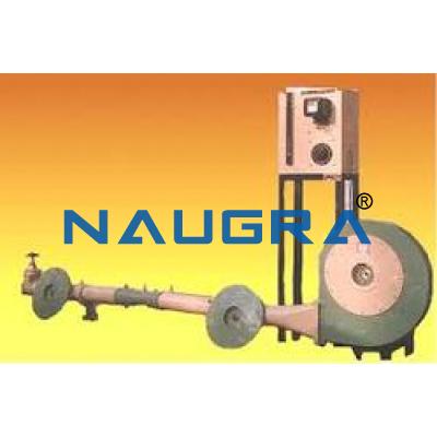 Centrifugal Compressor Test Rig