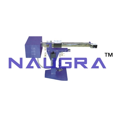 Tensile Strength Tester (Hand Operated) For Testing Lab for Cement Testing Lab