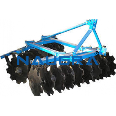 Disc Harrow and accessories