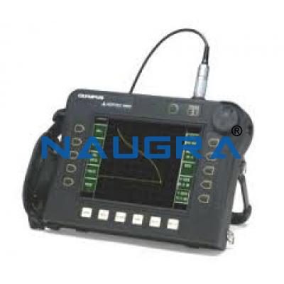 Eddy current NDT equipment