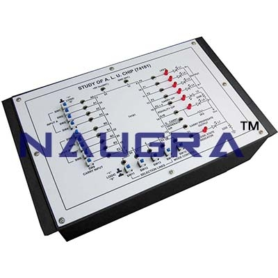 Clipping and Clamping Circuits Trainer for Vocational Training and Didactic Labs